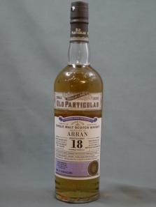 Arran 18 Years, Old Particular Serie